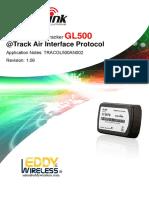 GL500 Tracker Air Interface Protocol V106.100131835