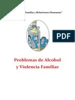 Alcohol y Violencia Familiar