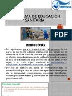 Programa de Educacion Sanitaria