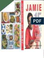 Jamie Oliver - 15 Perces Kajak