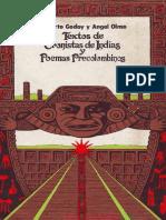 Roberto Godoy y Ángel Olmo (eds.) - Textos de cronistas de indias y poemas precolombinos.pdf