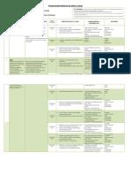 planificación T de lenguaje 4ºA Mayo y Junio
