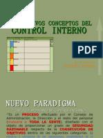 Conceptos de CONTROL INTERNO Gerencias