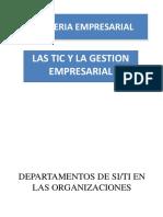 Las Tic y La Gestion Empresarial