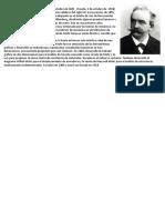 1 Historia de Chistian Otto Mors