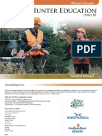 Atlantic Canada Hunter Education Part B