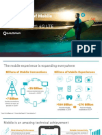The Evolution of Mobile Technologies 1g to 2g to 3g to 4g Lte