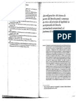 Reconfiguración - del Sistema de fuentes del D° Penal y amenaza de crisis del principio de legalidad