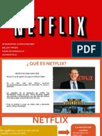 Gerencia - Netflix