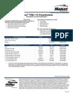 Marlex TRB-115 Polyethylene