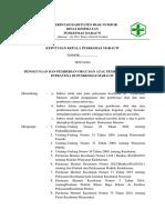 Kriteria 7.6.3 Ep 1 Sk Penggunaan Dan Pemberian Obat Dan Atau Pemberian Cairan Intravena