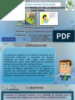 Diapositivas de Educacion Sanitaria