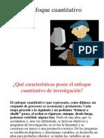 El Enfoque Cuantitativo (2)