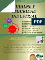 UNIDAD I Higiene y Seguridad Industrial