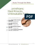 2 Corinthians_Hard Knocks, Unbreakable Faith (4 Session Study)