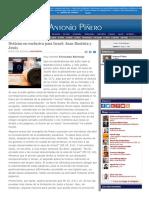 2007-05-02 Noticias en Exclusiva Para Israel. Juan Bautista y Jesús F.bermejo [51 de 3084]