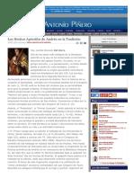 2007-05-14 Los Hechos Apócrifos de Andrés en La Tradición G. Del Cerro [59 de 3084]