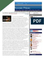 2007-05-28 Los Hechos Apócrifos de Pablo en La Tradición 2-2 G. Del Cerro [65 de 3084]