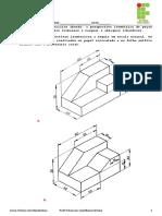 Exercícios Desenho Técnico - Lista 004