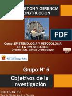 6. Ing. Civil - Objetivos de La Investigacion