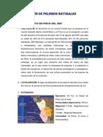 Terremoto de Pisco