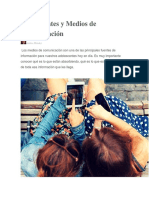 Adolescentes y Medios de Comunicación Imprimir