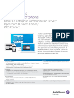 IP Desktop Softphone - Datasheet