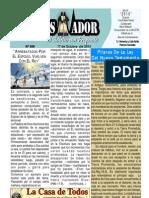 """2010-20-17 El conquistador Boletín Semanal de """"La casa de Todos"""""""