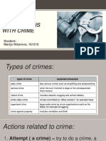 Expressions With Crime
