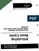 ASME B30.22-2010 Articulating Boom Cranes.pdf