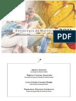 SEDF Caderno EstratégiadeMatrícula 2011
