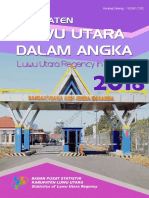 Kabupaten Luwu Utara Dalam Angka 2018
