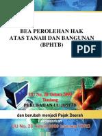 Ttp Mk 5 - Bea Perolehan Hak Atas Tanah Dan Bangunan - BPHTB