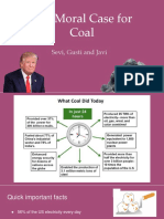 Benefits of Coal Presentation