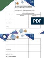 Anexo 2 Fase 5 Proyecto Final Consolidar Temas, Evaluar, Analizar y Concluir