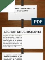 Comidas Tradicionales Del Cusco
