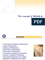 2. Concept of Musharakah