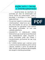 Interdisciplinaridade-IvoTonet
