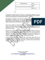 9. Plan de Gestion Social en Obras.