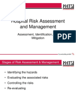 6-13-14 Hospital Risk Assesment Presentation