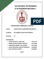 Informe Compresor 2 Etapas Converted