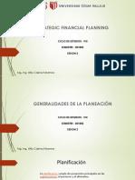 Sesion 02 Generalidades de La Planeacion