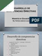 Competencias directivas
