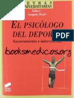 El Psicologo del Deporte Asesoramiento e Intervención - Joaquin Dosil.pdf