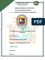 1er Informe de Bioquima