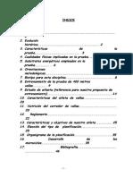 Caracteristicas Tecnicas y Entrenamiento de Los 400 Metros Vallas