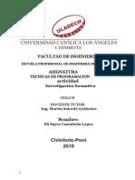 Investigación Formativa_tecnicas de Programacion