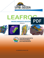 Módulo I - Leapfrog Geo