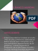 Presentacion Del Banco Mundial