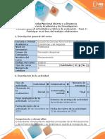 Guía de Actividades y Rúbrica de Evaluación - Fase 4 – Participar en El Foro Del Trabajo Colaborativo (1)